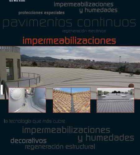 Nuevo Catálogo Impermeabilizaciones Lotum 2016