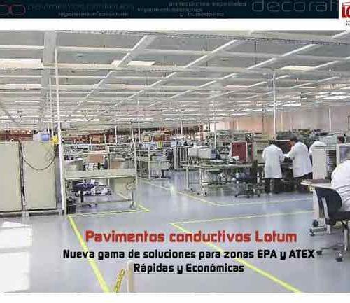 Presentación Pavimentos Conductivos Lotum