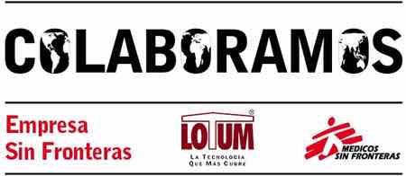 Lotum colabora con Médicos Sin Fronteras